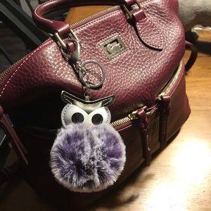 Adorable Owl Keychain